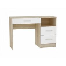 Стол макияжный Сопрано СТ-220, цвет: Белый глянец